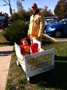 The Smith Family - Halloween Parade Jersey Shore Northwestern