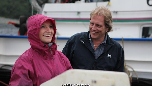 Mandy and Sig Hansen.